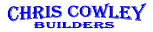 chris cowley builders logo transparent