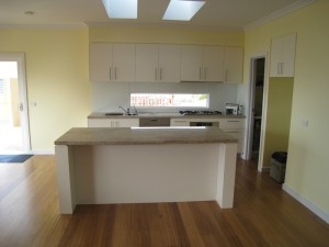 Kitchen by Chris Cowley Builders