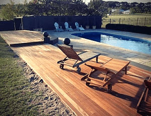 Ocean Grove timber deck building services