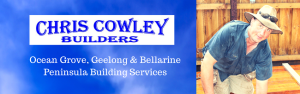 Ocean Grove building services Geelong & Bellarine